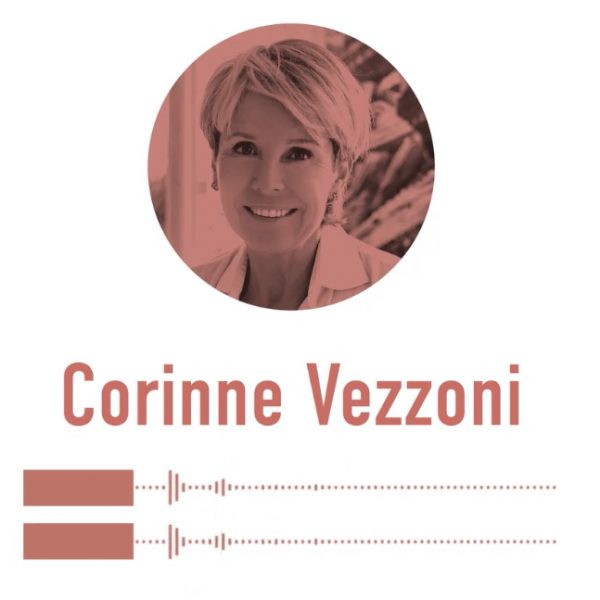 podcast tema archi Corinne VEZZONI